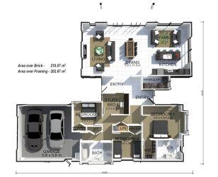 Generation Homes Plan Waikare