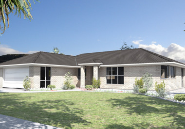 Generation Homes Rotorua / Taupo House and Land Packages - Lot 3 - Benvale Subdivision