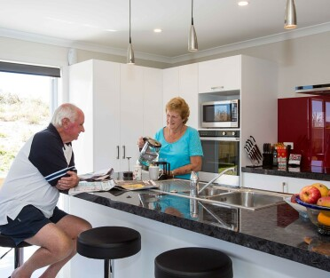 Generation Homes Taupo, Rotorua, Kawerau client reference - Taupo's holiday appeal attracts retirees seeking a relaxed outdoor