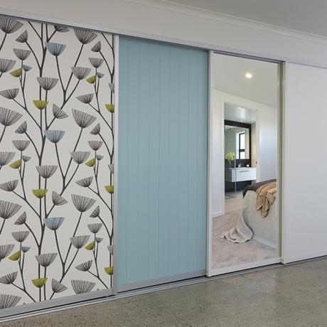 Quiet and customised: wardrobe sliding doors top wish list