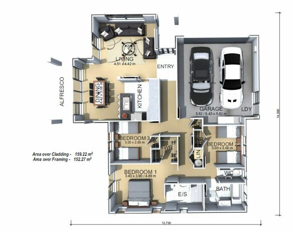 Generation Homes Package Lot 23 - Waikare Estate (Off Travers Rd)