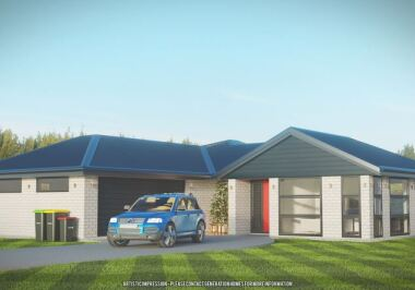 Generation Homes Christchurch House and Land Packages - Lot 77 - Branthwaite