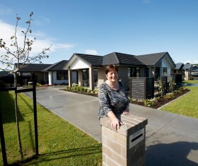 Generation Homes Auckland North client reference - Home and income property provides added security for retirees