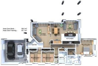 Generation Homes Package Lot 363 - Nga Roto Estate