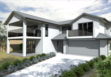 Generation Homes Rotorua / Taupo House and Land Packages - Lot 350 - Nga Roto Estate