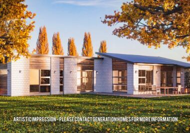 Generation Homes Christchurch House and Land Packages - Lot 138 - Branthwaite