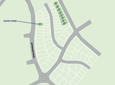 Generation Homes Subdivision Rotokauri Rise
