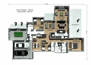 Generation Homes Plan Te Miro