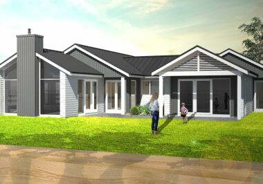Generation Homes Northland House Only Packages - Tongariro