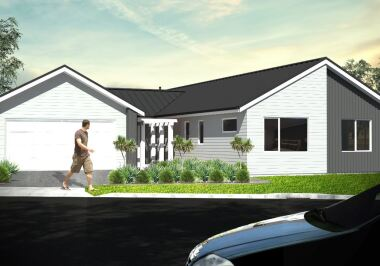 Generation Homes Waikato House Only Packages - Tongariro Plan