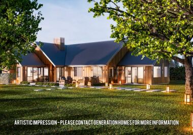 Generation Homes Christchurch House and Land Packages - 17, Terrace Downs