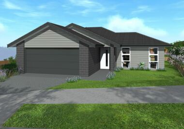 Generation Homes Auckland North House and Land Packages - Lot 246 - West Hoe Heights