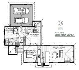 Generation Homes Package Lot 1 - East Maddisons Estate 3 bed
