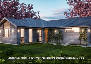 Generation Homes Christchurch House and Land Packages - Lot 6 - East Maddisons Estate
