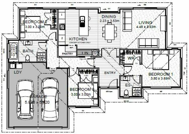 Generation Homes Package Lot 12 - East Maddisons Estate