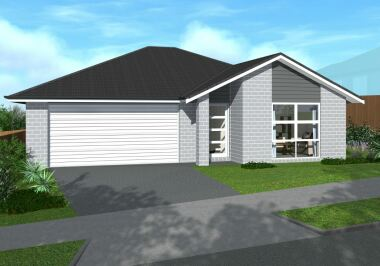 Generation Homes Auckland North House and Land Packages - Lot 243 - West Hoe Heights