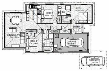 Generation Homes Package Lot 21 - Devon Green, Rolleston