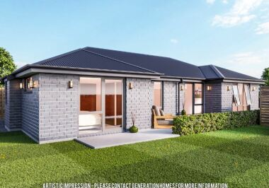 Generation Homes Christchurch House and Land Packages - Lot 25 - Devon Green, Rolleston