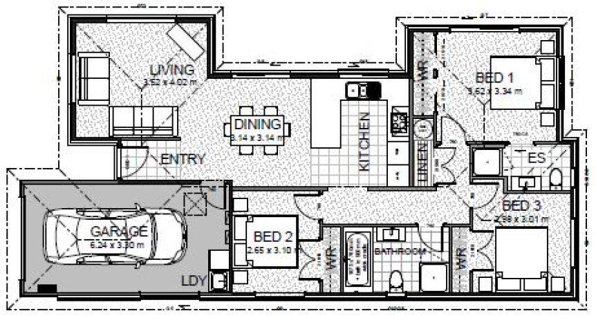 Generation Homes Package Lot 25 Devon Green. READY 28 SEPT