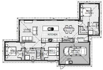 Generation Homes Package Lot 29 - Devon Green Rolleston (Under Offer)