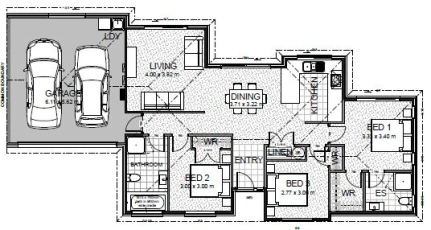 Generation Homes Package Lot 30 - Devon Green, Rolleston