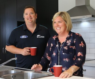 Generation Homes Northland client reference - Earthquake triggers two new builds in Northland for family of five