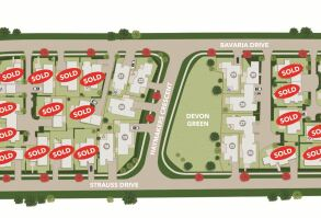Generation Homes Subdivision Devon Green