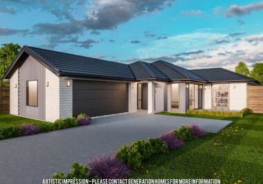 Generation Homes Christchurch House and Land Packages - Lot 10 - Copper Ridge