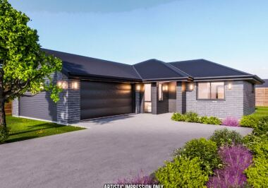 Generation Homes Christchurch House and Land Packages - Lot 12 - Copper Ridge