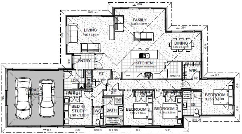 Generation Homes Package Lot 33 - Copper Ridge