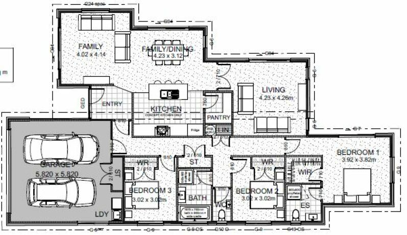 Generation Homes Package Lot 36 - Copper Ridge Monopitch
