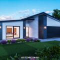 Generation Homes Christchurch House and Land Packages - Lot 36 - Copper Ridge Monopitch