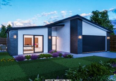 Generation Homes Christchurch House and Land Packages - Lot 36 - Copper Ridge