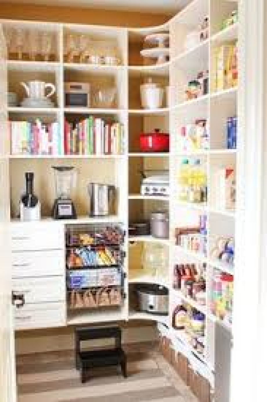 Walk in pantries high on wish list for Cost to build a pantry