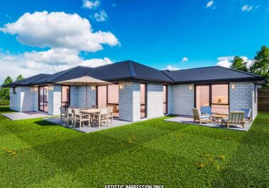 Generation Homes Christchurch House and Land Packages - Lot 17 - Copper Ridge (Under Offer)