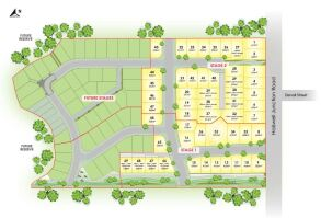 Generation Homes Subdivision Copper Ridge