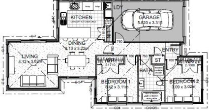 Generation Homes Package Lot 67a - Copper Ridge