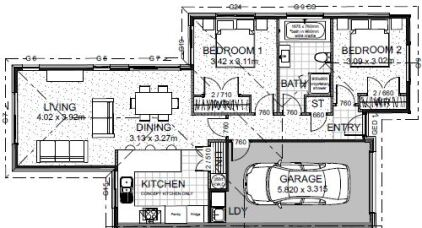 Generation Homes Package Lot 67b - Copper Ridge