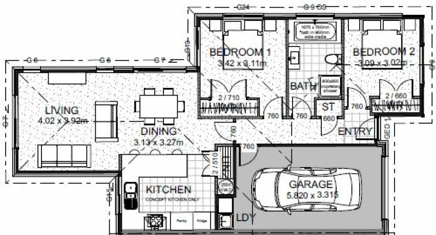 Generation Homes Package Lot 67b - Copper Ridge (Under Offer)
