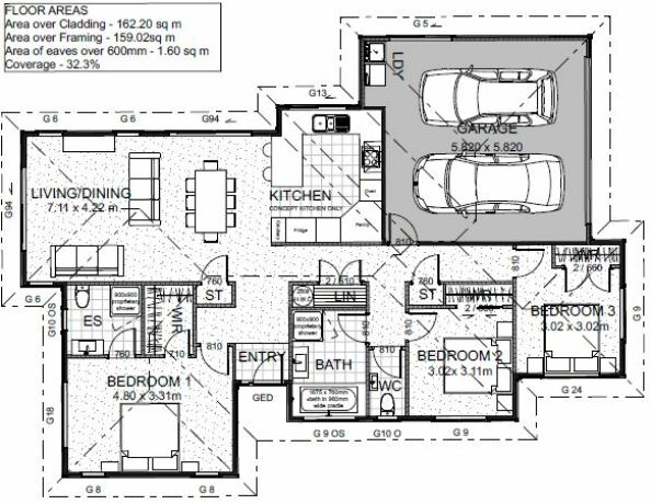 Generation Homes Package Lot 65 - Copper Ridge