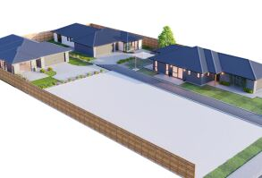 Generation Homes Subdivision Ian Street, Koutu