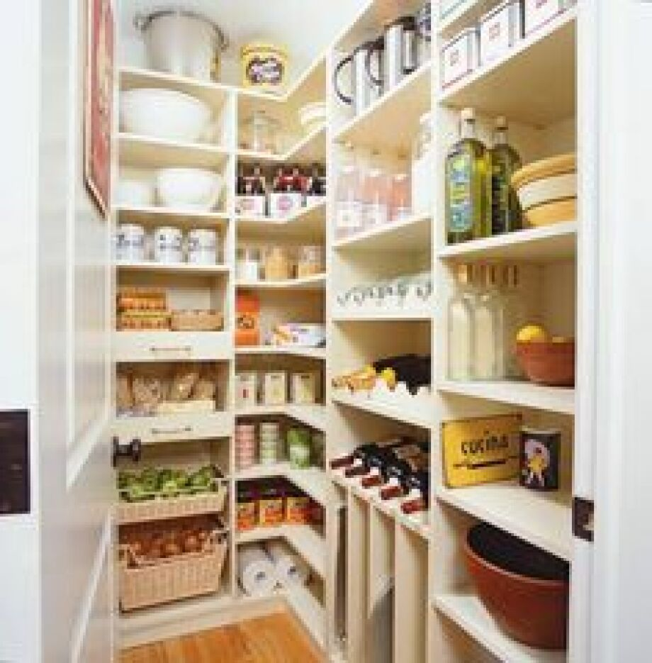 Kitchen Scullery Design Trends