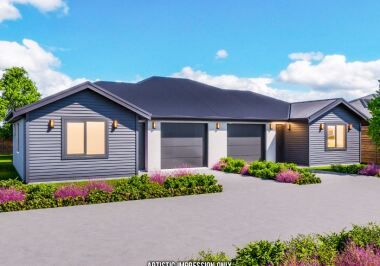 Generation Homes Christchurch House and Land Packages - Lot 69a - Copper Ridge (Under Offer)