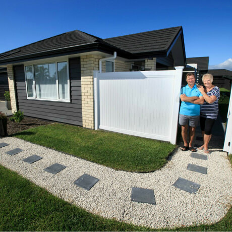 Thinking of downsizing? Build a modern new home and enjoy life