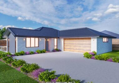 Generation Homes Christchurch House and Land Packages - Lot 108 - Branthwaite