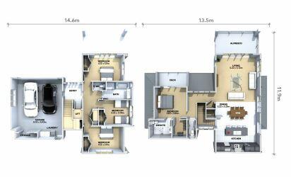 Generation Homes Plan Kaimanawa