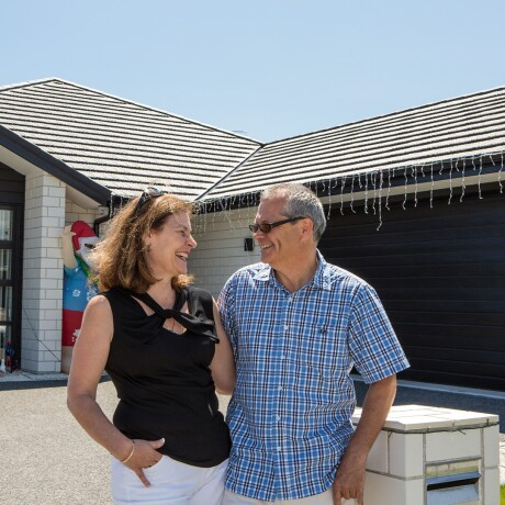 Investment property and new home in three years for Tauranga couple