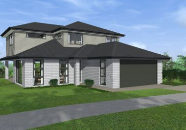 Generation Homes Auckland North House and Land Packages - Lot 375 - Ormonde Drive - Millwater