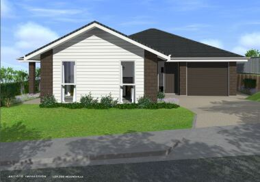 Generation Homes Auckland North House and Land Packages - Lot 208 - Parkview, Helensville