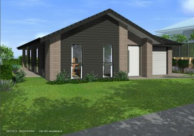 Generation Homes Auckland North House and Land Packages - Lot 207 - Parkview, Helensville
